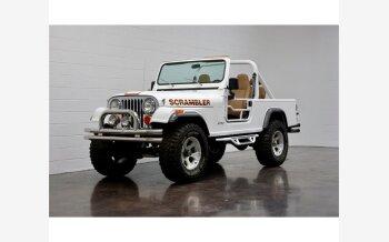 1981 Jeep Scrambler for sale 101375289