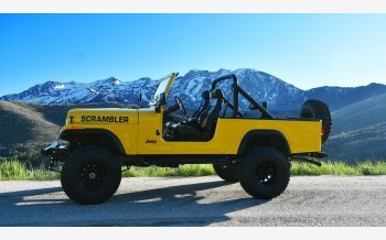 1981 Jeep Scrambler for sale 101490647