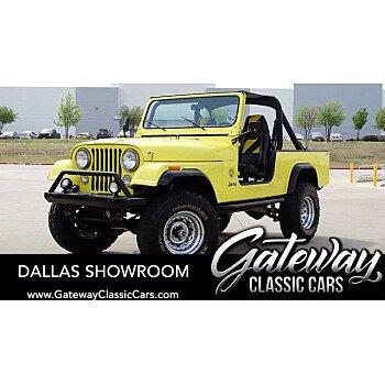 1981 Jeep Scrambler for sale 101492952