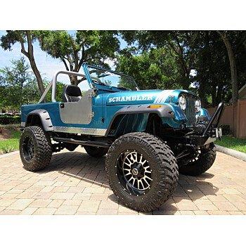 1981 Jeep Scrambler for sale 101530704