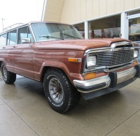 1981 Jeep Wagoneer for sale 101065444