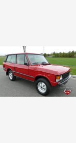 1981 Land Rover Other Land Rover Models for sale 101278307