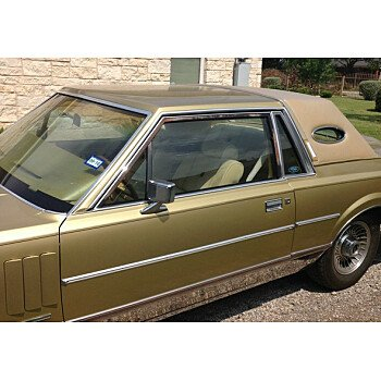 1981 Lincoln Mark VI for sale 100942604