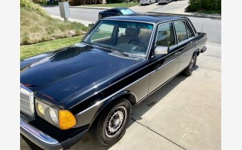 1981 Mercedes-Benz 300D for sale 101124976
