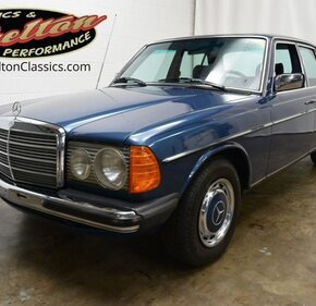 1981 Mercedes-Benz 300D for sale 101405310