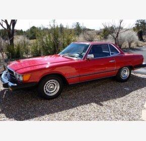 1981 Mercedes-Benz 380SL for sale 100927210