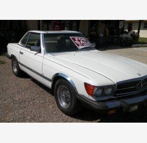 1981 Mercedes-Benz 380SL for sale 100943288