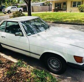 1981 Mercedes-Benz 380SL for sale 101003137