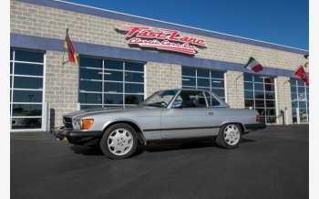 1981 Mercedes-Benz 380SL for sale 101077725