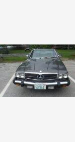 1981 Mercedes-Benz 380SL for sale 101159628