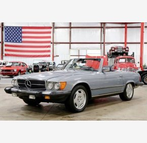 1981 Mercedes-Benz 380SL for sale 101164427