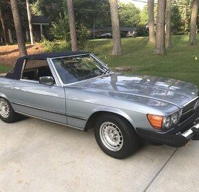 1981 Mercedes-Benz 380SL for sale 101179496
