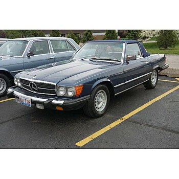 1981 Mercedes-Benz 380SL for sale 101191131