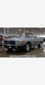 1981 Mercedes-Benz 380SL for sale 101210083