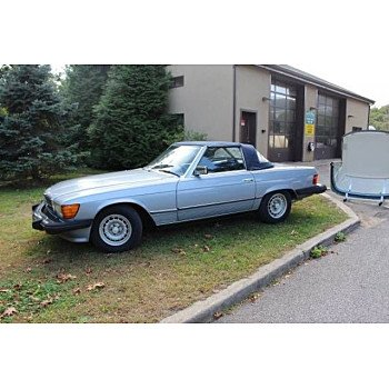 1981 Mercedes-Benz 380SL for sale 101247950