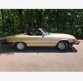 1981 Mercedes-Benz 380SL for sale 101345931