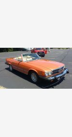 1981 Mercedes-Benz 380SL for sale 101357178