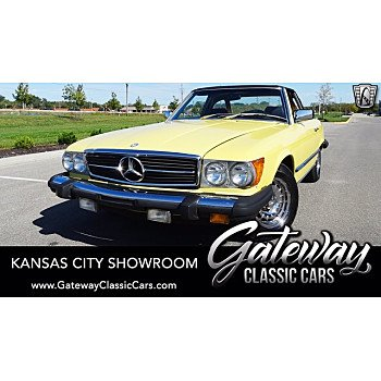 1981 Mercedes-Benz 380SL for sale 101387194