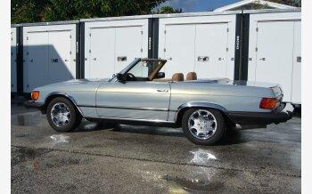 1981 Mercedes-Benz 380SL for sale 101624655