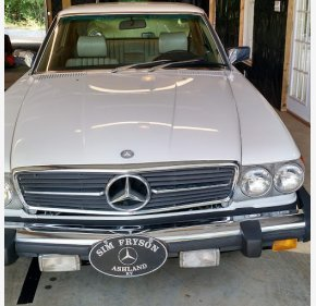 1981 Mercedes-Benz 380SLC for sale 101002168