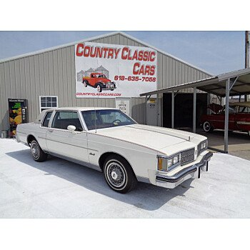 1981 Oldsmobile 88 for sale 100996031
