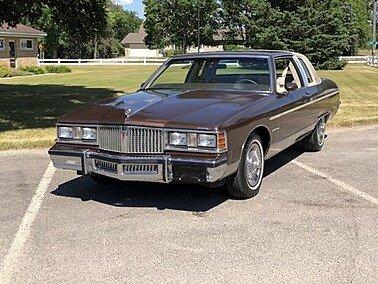 1981 Pontiac Bonneville for sale 101343035