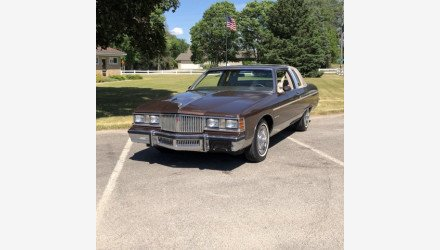 1981 Pontiac Bonneville for sale 101343035