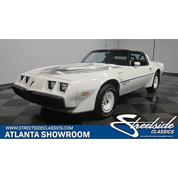1981 Pontiac Firebird Trans Am Turbo Special for sale 101014712