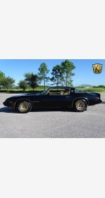 1981 Pontiac Firebird Trans Am for sale 101014440