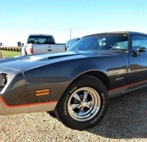 1981 Pontiac Firebird for sale 101045117