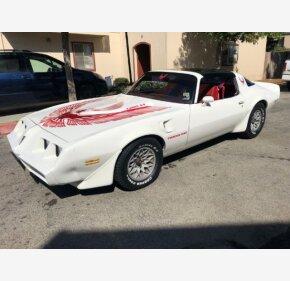 1981 Pontiac Firebird for sale 101059091