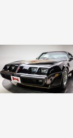 1981 Pontiac Firebird Trans Am for sale 101070237