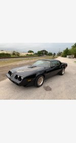 1981 Pontiac Firebird Trans Am for sale 101132790