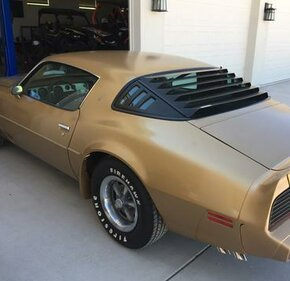 1981 Pontiac Firebird Trans Am for sale 101179476