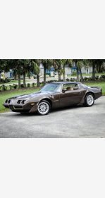 1981 Pontiac Firebird Trans Am for sale 101197237