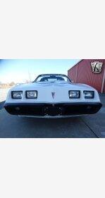 1981 Pontiac Firebird Trans Am Turbo Special for sale 101270387