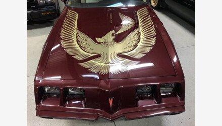 1981 Pontiac Firebird Trans Am for sale 101288974