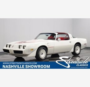 1981 Pontiac Firebird for sale 101406870