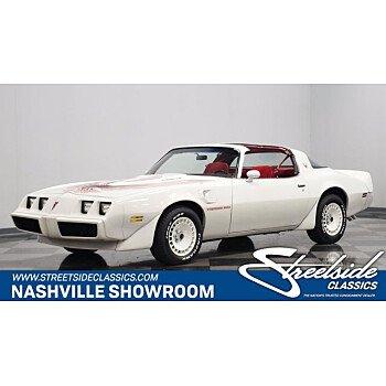 1981 Pontiac Firebird for sale 101406870