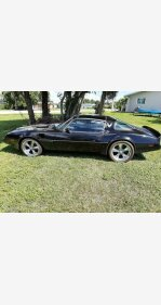 1981 Pontiac Firebird Coupe for sale 101407188