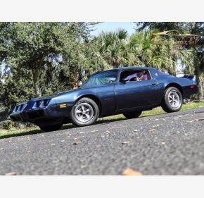 1981 Pontiac Firebird for sale 101407485