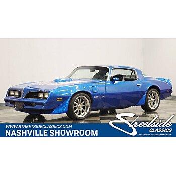 1981 Pontiac Firebird for sale 101417885