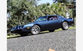1981 Pontiac Firebird for sale 101430877