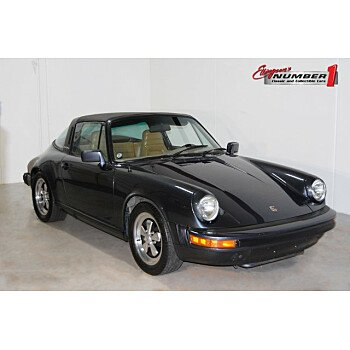 1981 Porsche 911 SC Targa for sale 100989937