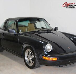 1981 Porsche 911 SC Targa for sale 100989937