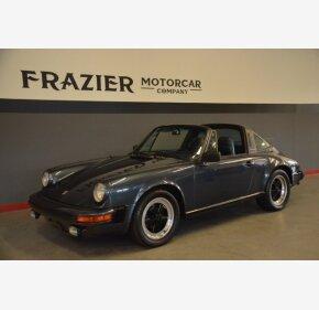 1981 Porsche 911 SC Targa for sale 101177017