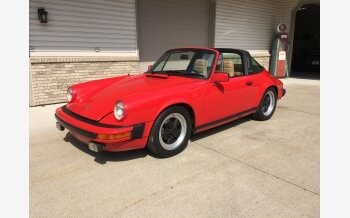 1981 Porsche 911 SC Targa for sale 101196582