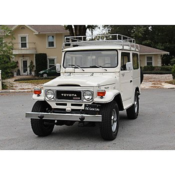1981 Toyota Land Cruiser for sale 101093230