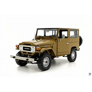 1981 Toyota Land Cruiser for sale 101066304