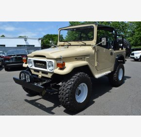 Toyota Fj40 For Sale >> Toyota Land Cruiser Classics For Sale Classics On Autotrader